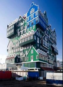 Inntel Hotel Zaandam, Netherlands