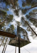 Treehotel in Boden, Sweden