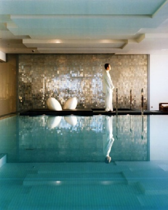 Water's Edge at the Park Hyatt Shanghai